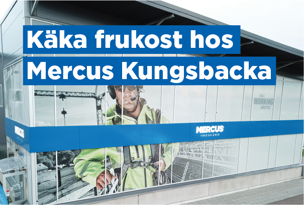 Fruksotevent - Mercus Kungsbacka