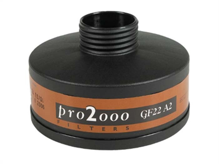 Gasfilter A2 PRO2000