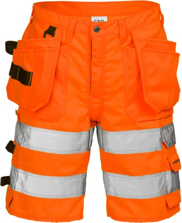 Shorts 2028 PLU Varsel Orange